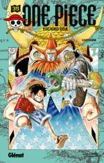 Couverture Capitaine - One Piece, tome 35