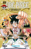 Couverture Je comprends ce que vous ressentez - One Piece, tome 45