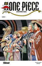 Couverture Hope ! - One Piece, tome 22