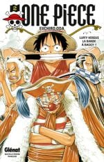 Couverture Luffy versus la bande à Baggy !! - One Piece, tome 2
