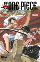 Couverture Une Vérité qui blesse - One Piece, tome 3