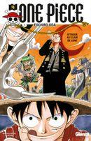 Couverture Attaque au clair de lune - One Piece, tome 4