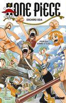 Couverture Pour qui sonne le glas - One Piece, tome 5