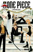 Couverture Le Serment - One Piece, tome 6