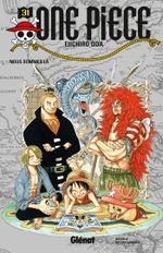 Couverture Nous sommes là - One Piece, tome 31