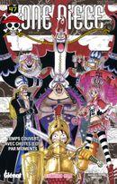 Couverture Temps couvert avec chutes d'os par moments - One Piece, tome 47
