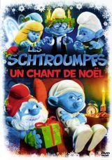 Affiche Les Schtroumpfs : Un chant de Noël