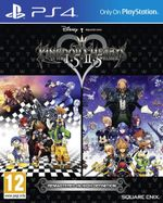 Jaquette Kingdom Hearts I.5 + II.5 ReMIX