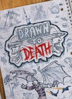 Jaquette Drawn to Death