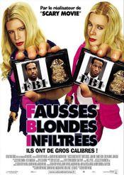 Affiche F.B.I. Fausses Blondes Infiltrées