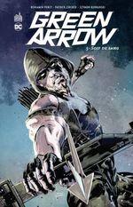 Couverture Soif de sang - Green Arrow (2011), tome 5
