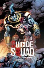 Couverture Entre les murs - Suicide Squad, tome 4