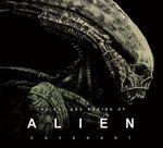 Couverture Dans les coulisses d'Alien : Covenant