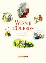 Couverture Winnie l'Ourson