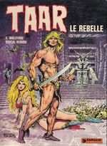 Couverture Taar le rebelle