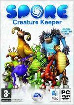 Jaquette Spore : Creature Keeper