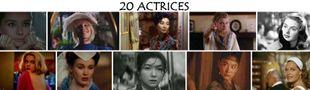 Cover Top 20 - Actrices