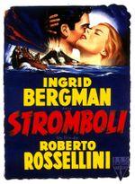 Affiche Stromboli