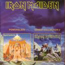 Pochette Powerslave / Single Collection 2