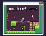 Jaquette Windowframe