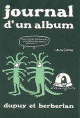 Couverture Journal d'un album