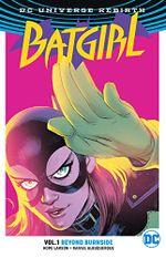 Couverture Beyond Burnside - Batgirl (Rebirth) Vol. 1