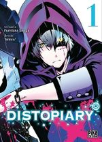 Couverture Distopiary, tome 1