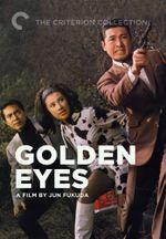 Affiche Golden Eyes