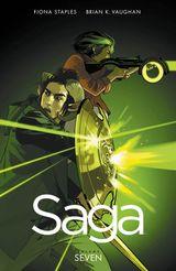 Couverture Saga, tome 7