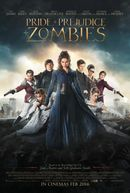 Affiche Orgueil et préjugés et zombies