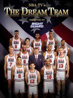 Affiche The Dream Team