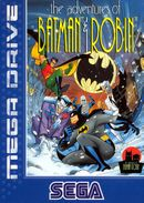 Jaquette The Adventures of Batman and Robin