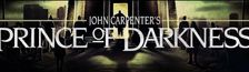 Cover John Carpenter: The Prince of Darkness