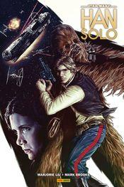 Couverture Star Wars : Han Solo - La Course du vide du dragon