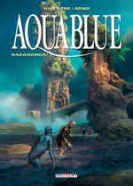 Couverture Rakahanga - Aquablue, tome 16