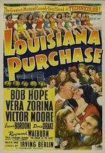 Affiche Louisiana Purchase