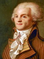 Photo Maximilien de Robespierre
