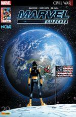 Couverture Retour de flamme - Marvel Universe (Marvel France 4e série), tome 7