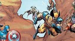 Cover Les meilleurs jeux adaptés de l'univers Marvel