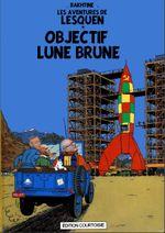 Couverture Les aventures de Lesquen: Objectif Lune Brune