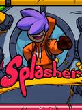 Jaquette Splasher