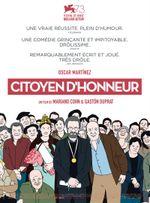 Affiche Citoyen d'honneur