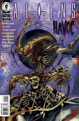 Couverture Aliens: Havoc