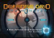 Jaquette Defense Grid : You Monster