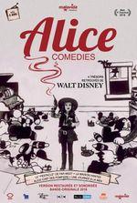Affiche Alice Comedies