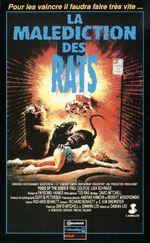 Affiche La malédiction des rats