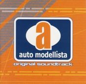 Pochette Auto Modellista Original Soundtrack (OST)