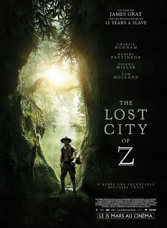The_Lost_City_of_Z dans Les meilleurs films du Blanc Lapin