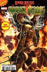 Couverture Dark Reign Elektra - Marvel Heroes Extra, tome 1