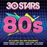 Pochette 30 Stars: 80s